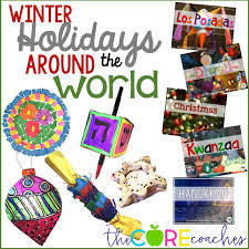 and engaging unit on 5 winter holidays around the world