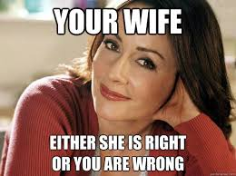 Housewife Meme - condescending housewife memes quickmeme