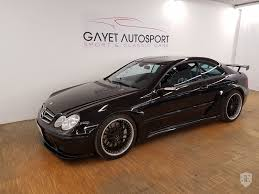 mercedes clk dtm amg 2005 mercedes clk dtm amg in gaillac for sale on