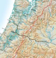 Pct Oregon Map by The Journey U2014 Three Go North