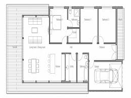 baby nursery small contemporary house plans small modern house