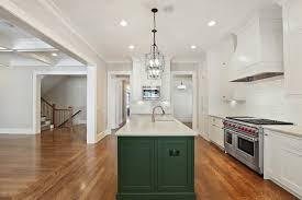 white kitchen cabinets with island the best two tone kitchen cabinets tips combinations