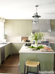 Kitchen Cabinet Colors Green And Gray Kitchen Ideas Green Cabinets Kitchens With Green