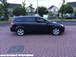 2006 vauxhall astra 1 9 cdti 16v sri estate diesel 6 speed manual