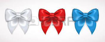 white and blue bows blue bow stock photos royalty free business images