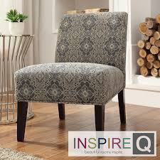 armless accent chairs for living room under 100 chair design