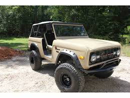 1968 ford bronco for sale classiccars com cc 1022381