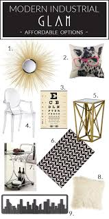 Glam Home Furniture 163 Best Industrial Glam Images On Pinterest Room Architecture