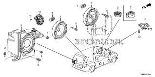 honda odyssey subwoofer honda store 2014 odyssey speaker parts