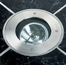 in ground up light by hunza lighting exterior lighting