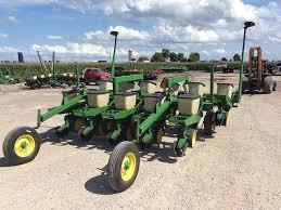 John Deere 7100 Planter by Splitter Bars J O Harris Sales