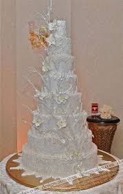 Winter Wedding Cakes Expensive Wedding Cakes For The Ceremony Winter Wedding Cake