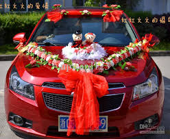 car decorations car decoration car decoration wedding gifts creative gifts