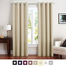Best Blackout Curtains For Day Sleepers Vangao Room Darkening Thermal Insulated Blackout