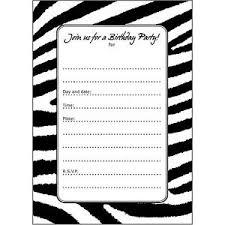 black and white invitations black and white birthday invitations black and white birthday