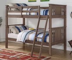 Donco Bunk Bed Donco Trading Grey Princeton Bunk Bed 316sg Donco Furniture