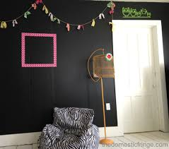 chalkboard paint wall decals