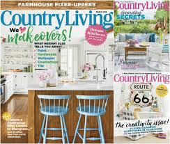 country living subscription country living magazine subscription only 7 99 a year limited time