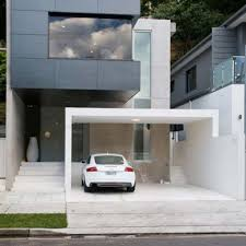 backyards two car garage design ideas beautiful minimalist