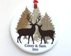 our ornament couples 1st