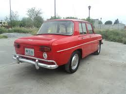 renault mexico rear engined 1975 renault 8s for sale in mexico