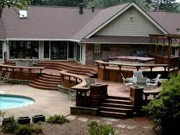 great deck designs home u0026 gardens geek