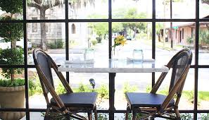 Outdoor Furniture Savannah Ga by Best Outdoor Dining Spots In Savannah Savannah Ga Savannah Com