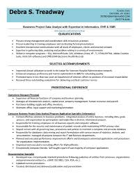 Project Coordinator Resume Sample Project Analyst Resume Sample