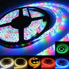 led outdoor strip lighting 5m 3528 5050 smd 300 led strip light 12v home club bar yellow led