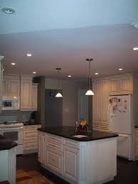 awesome modern recessed kitchen lights decoration ideas featuring