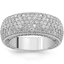 mens diamond wedding rings mens diamond wedding bands avianne co