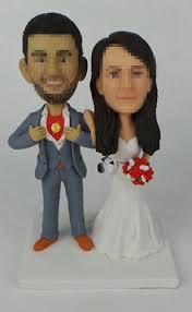 custom wedding cake topper superman groom 10620 122 18