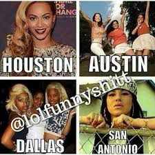 San Antonio Memes - houston austin dallas san antonio