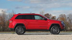 jeep hawk trail 2017 jeep grand cherokee trailhawk review seriously capable