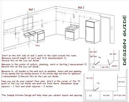 Kitchen Cabinets Layout Ideas Cabinet Terminology Diagram Kitchen Cabinet Diagram Kitchen