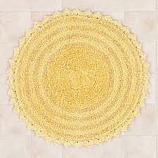Small Round Bathroom Rugs Small Round Rug Safavieh Daley Powerloomed Shag Area Rug Or