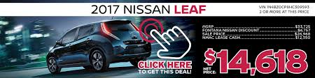 nissan finance with insurance new nissan dealer in ontario riverside san bernardino fontana