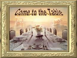 come to the table lord s supper communion free powerpoint