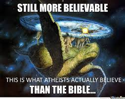 Moving Away Meme - rmx this is what atheists actually believe by recyclebin meme center