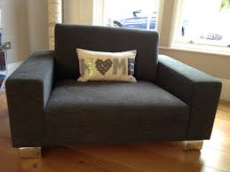 Armchair Sofa Beds 130 Cm Wide Arm Chair Consisting Of 90 Cm Seat Big Enough For Two