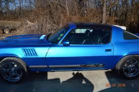 blue 1979 camaro seller of cars 1979 chevrolet camaro blue black
