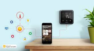 Honeywell Portable Comfort Control Lyric T6 Get Connected