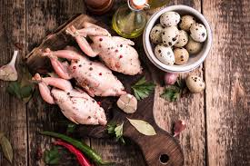 cuisiner caille cuisiner la caille recettes avec cailles regal