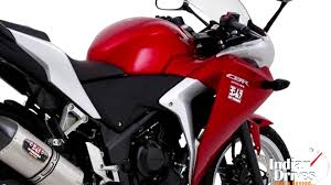 honda cbz bike price hero motcorps new 250cc sports bike hx250r vs honda cbr250r youtube