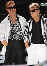 80s prom men 80s actual power dressing for men