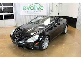 2006 mercedes slk class 2006 mercedes slk class for sale on classiccars com 1 available