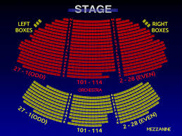 seating chart winter garden theatre part 27 seatgeek home