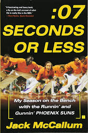 seven seconds or less my season on the bench with the runnin u0027 and