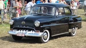 1954 opel olympia rekord information and photos momentcar