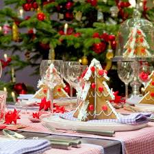 Inexpensive Christmas Table Decorations Ideas by 40 Christmas Table Decoration Ideas